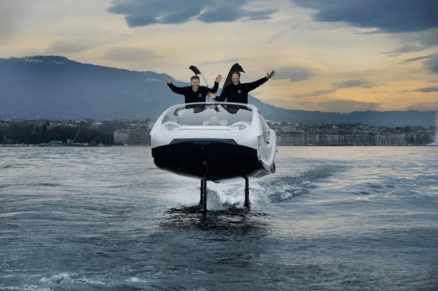 Ūdens taksis