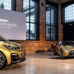 Zelta BMW i3