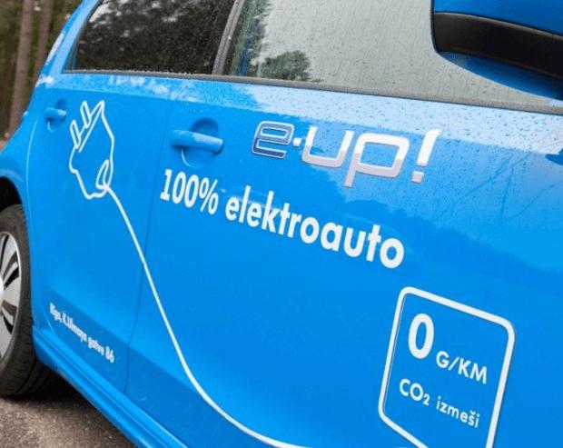 VW eUp