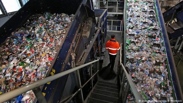 PET pārstrāde