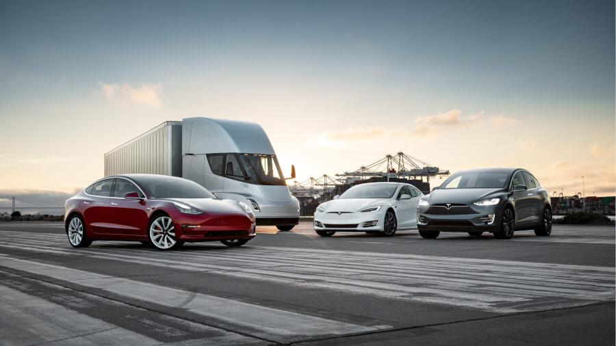 Tesla ģimenes bilde