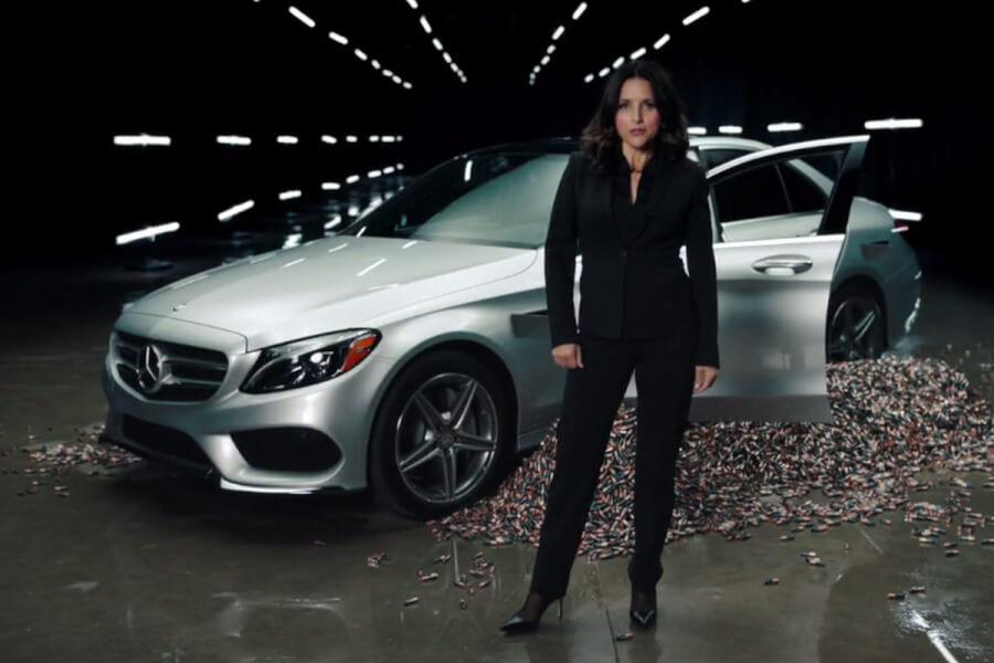 Mercedes AA