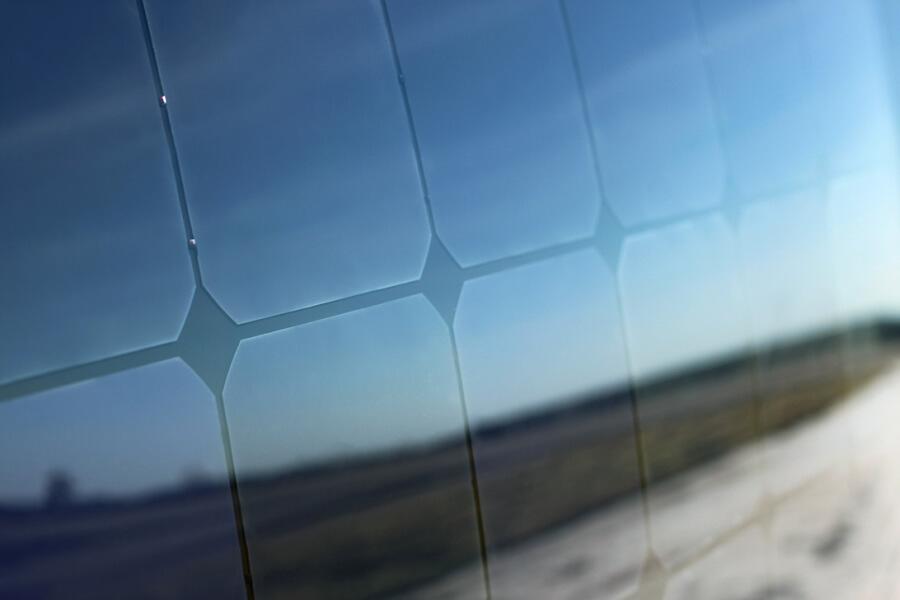 Sono Motors Sion sāna panelis