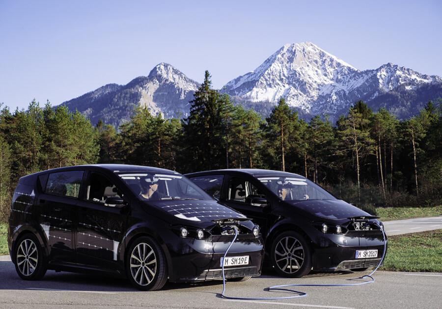 Sono Motors Sion lādē otru Sion