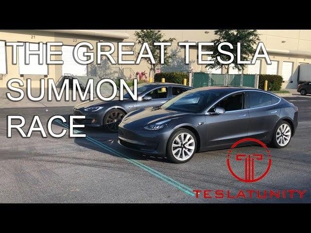 Tesla sacensības