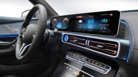 Mercedes-Benz EQC pirmais testa brauciens 2