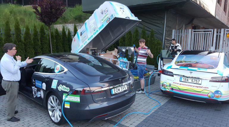Elektriskais Maratons