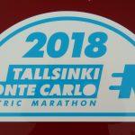 Elektriskā maratona Tallin - Montekarlo Starpfinišs Rīgā