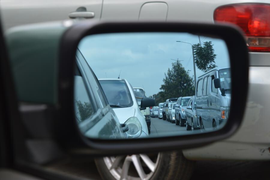 sastrēgums