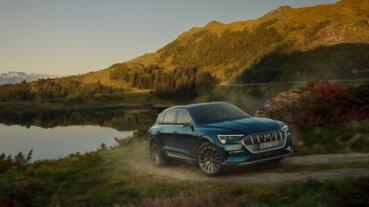Audi e-tron pasākuma apskats 15