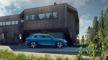 Audi e-tron pasākuma apskats 21