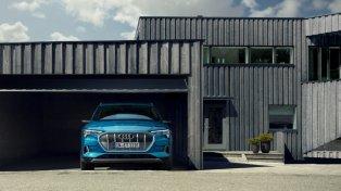Audi e-tron pasākuma apskats 19