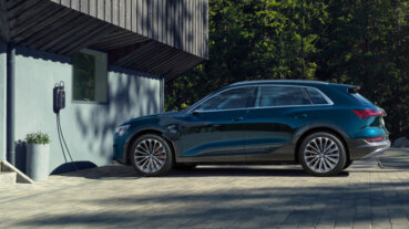 Audi e-tron pasākuma apskats 17