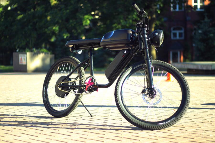 Tempus elektriskais velosipēds CR-T1