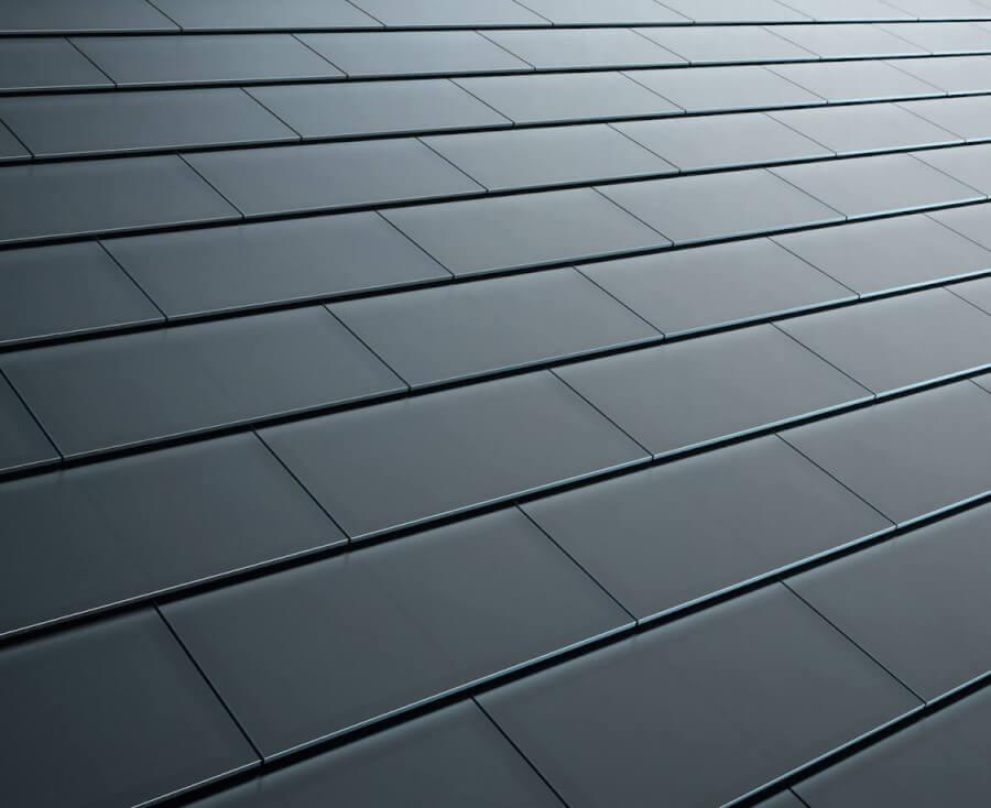 Tesla Solar Rooftiles