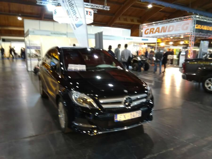 Mercedes-Benz B Class Electric