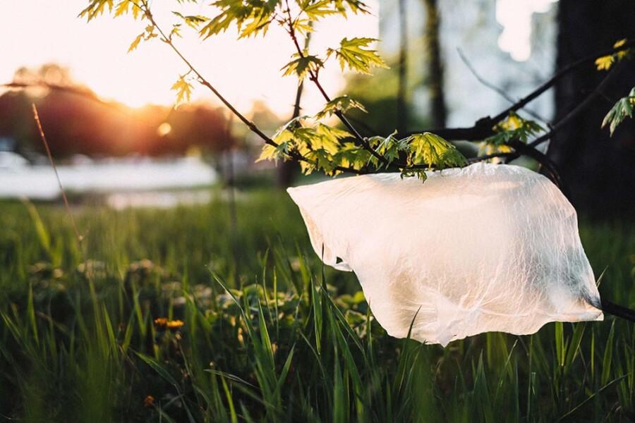 Plastmasas maisiņš