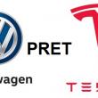 Voklswagen pret Tesla