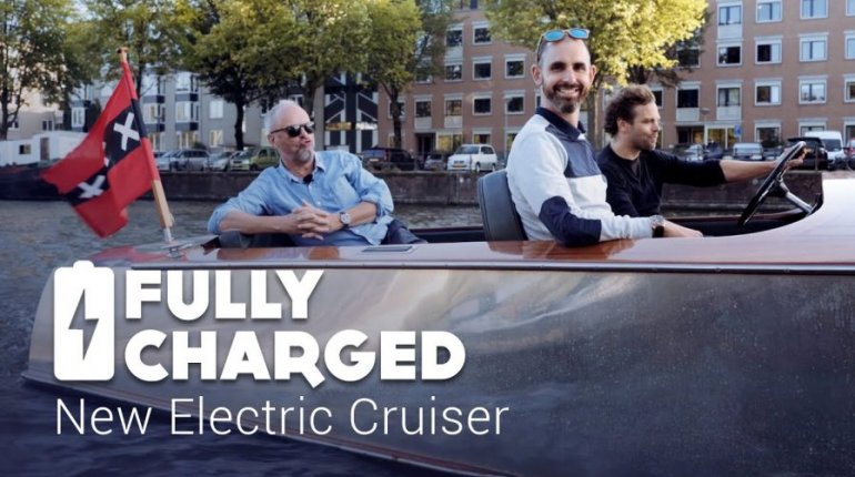 Fully Charged New Electric Cruiser