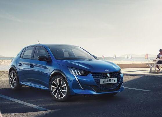 Peugeot e208. Avots: automobile-propre.com