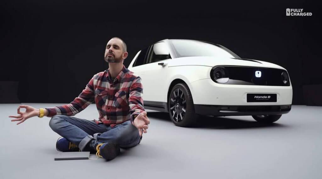 Fully Charged Honda Urban EV