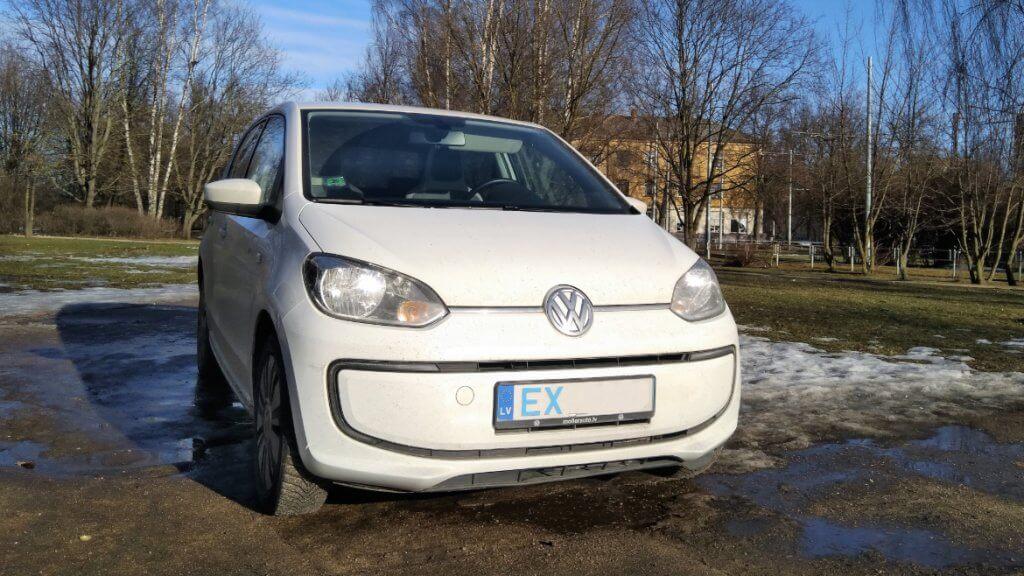 VW eUp!