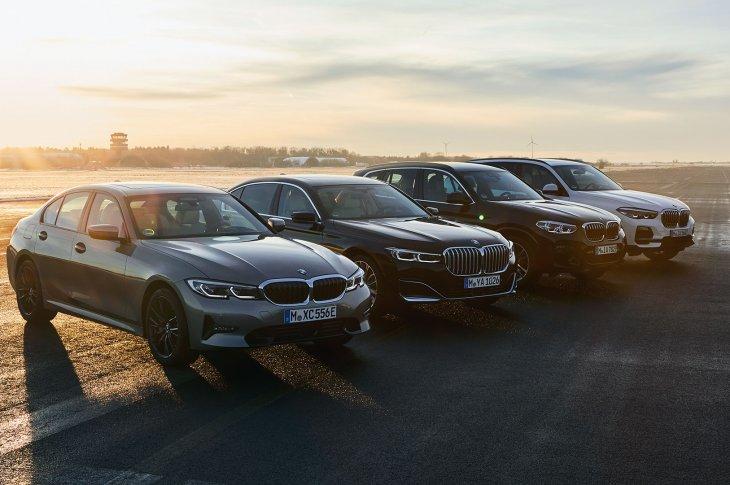 BMW un elektromobiļi 1