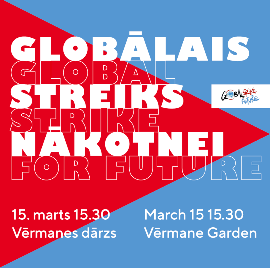 Globālais streiks nākotnei