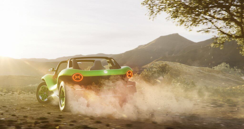 VW I. D. Buggy
