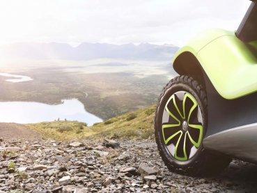 Volkswagen I.D. Buggy - elektromobilis, kas gatavs kāpām 6