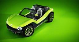 Volkswagen I.D. Buggy - elektromobilis, kas gatavs kāpām 5