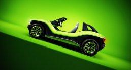Volkswagen I.D. Buggy - elektromobilis, kas gatavs kāpām 4