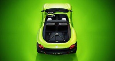 Volkswagen I.D. Buggy - elektromobilis, kas gatavs kāpām 2