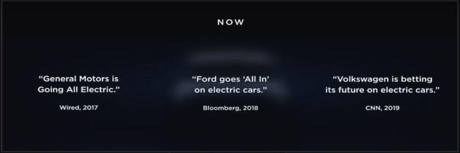 Citāti par elektromobiļiem