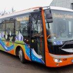 Rēzeknes elektriskie autobusi