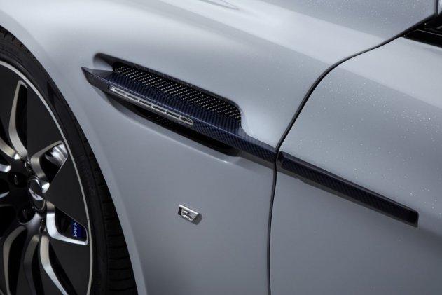 Elektriskais Aston Martin ir prezentēts 11