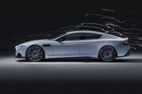 Elektriskais Aston Martin ir prezentēts 4