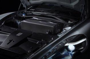 Elektriskais Aston Martin ir prezentēts 7