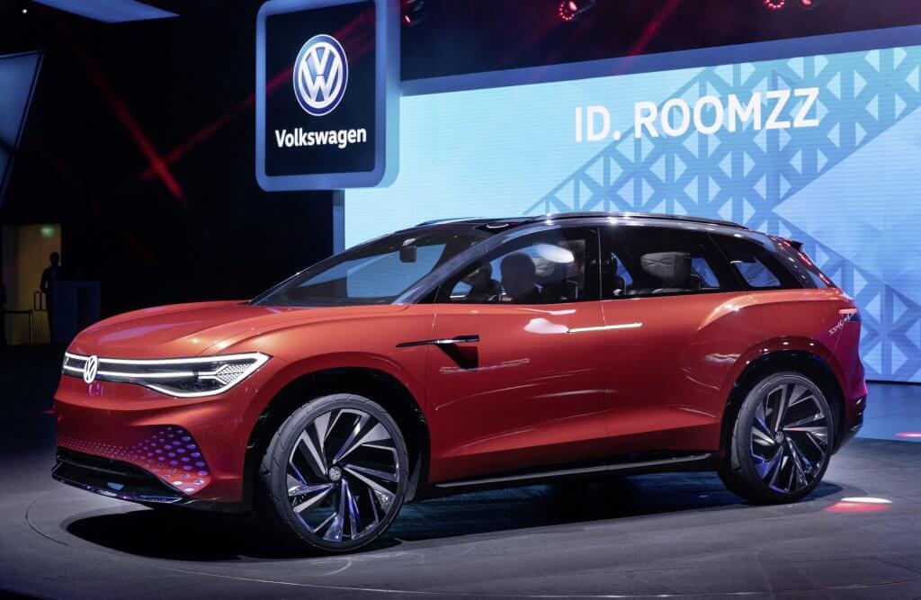 VW I.D. Roomzz