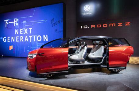 Kārtējais VW I.D. koncepts 7