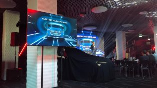 Audi e-tron pasākuma apskats 2