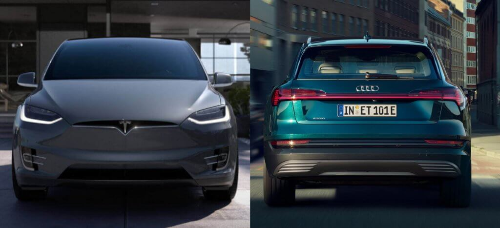 Audi vs Tesla