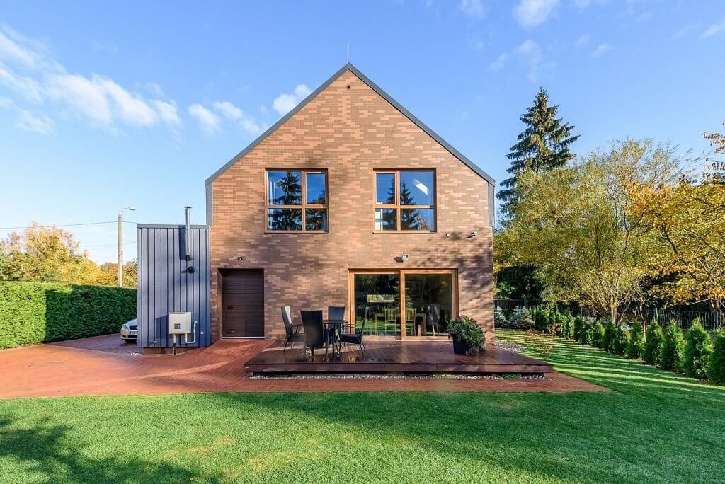 Energoefektīvākā māja 2018 laureāts Imula iela 1a