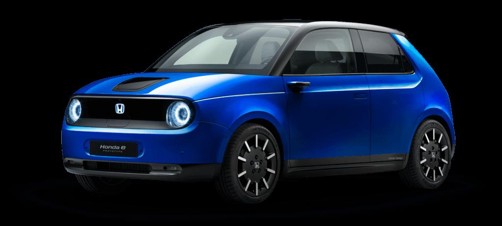 Honda e zila