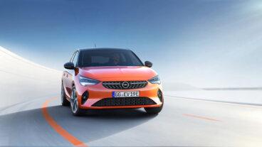 Opel atklāj elektrisko Corsa versiju 2