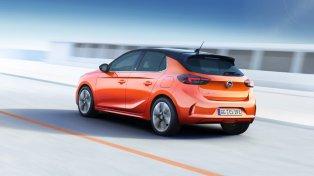 Opel atklāj elektrisko Corsa versiju 3