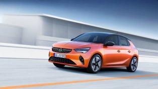 Opel atklāj elektrisko Corsa versiju 1