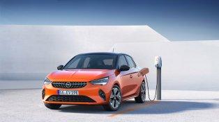 Opel atklāj elektrisko Corsa versiju 5