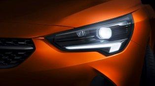 Opel atklāj elektrisko Corsa versiju 7