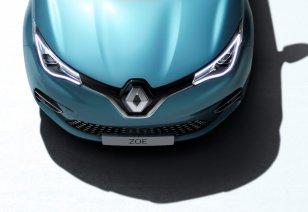 Jaunā Renault Zoe Z.E. 50 15